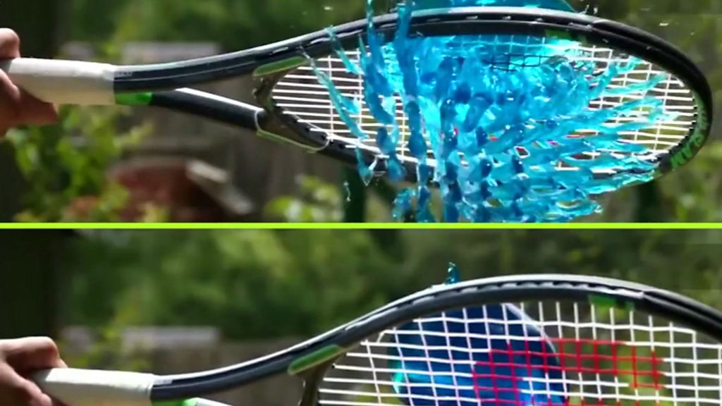 The slow-motion video made after filming plus other tech news