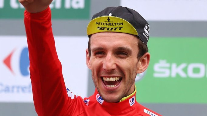 Yates wins Vuelta to complete British clean sweep of Grand Tours