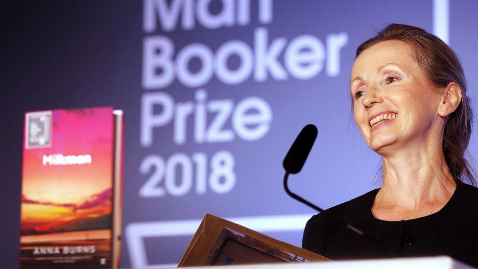 Milkman sales soar after Man Booker Prize win