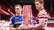 Kevin Sinfield and Sean O'Loughlin