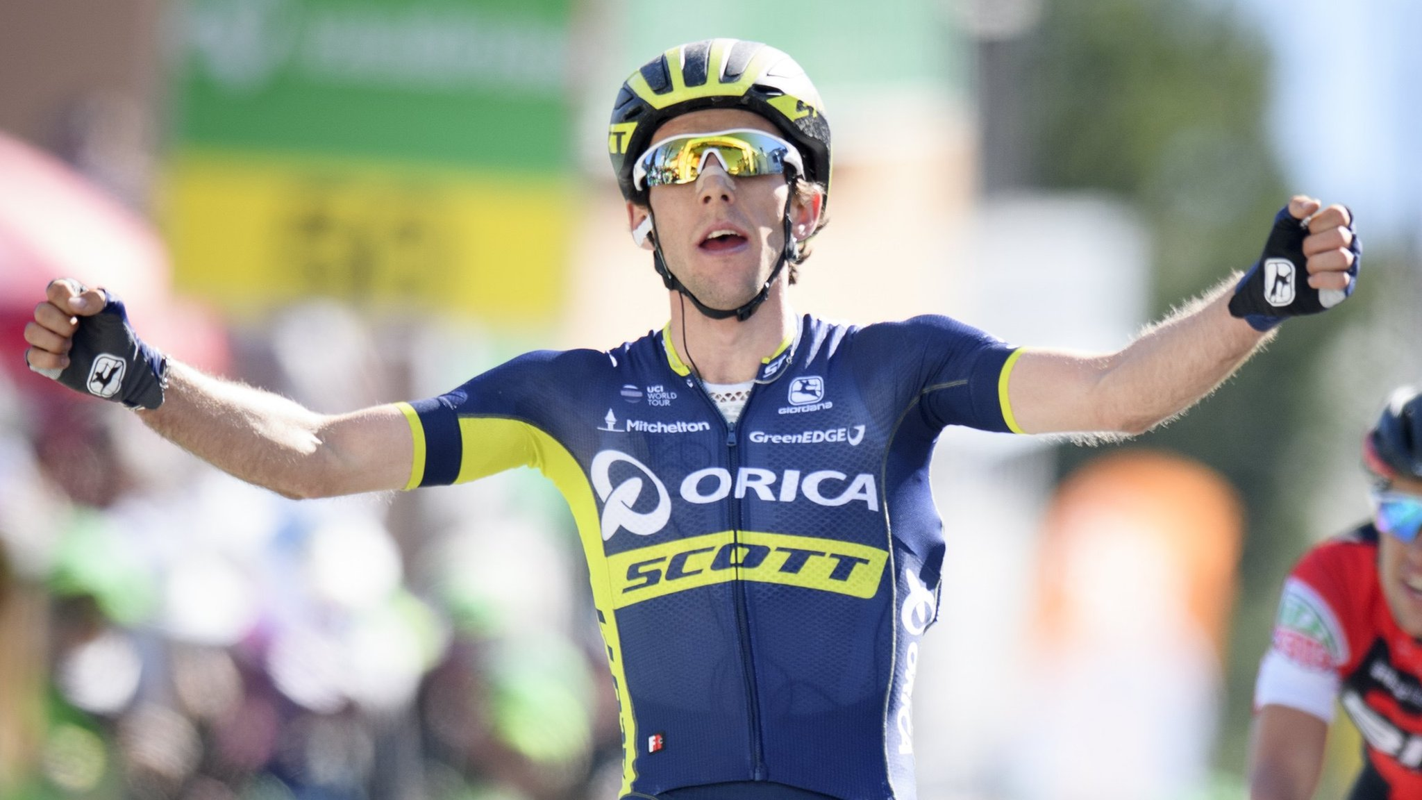 GB's Yates leads going into Romandie finale