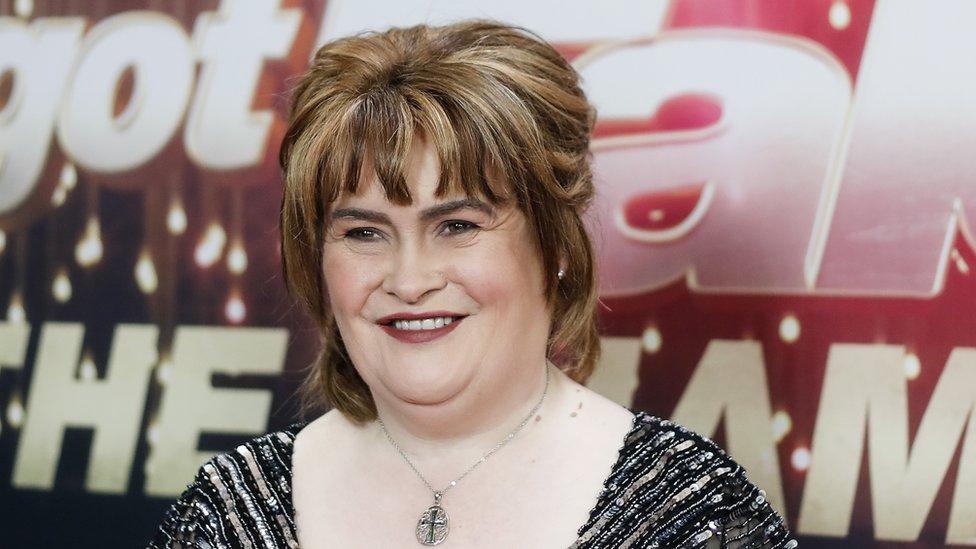 Susan Boyle out of US talent show final