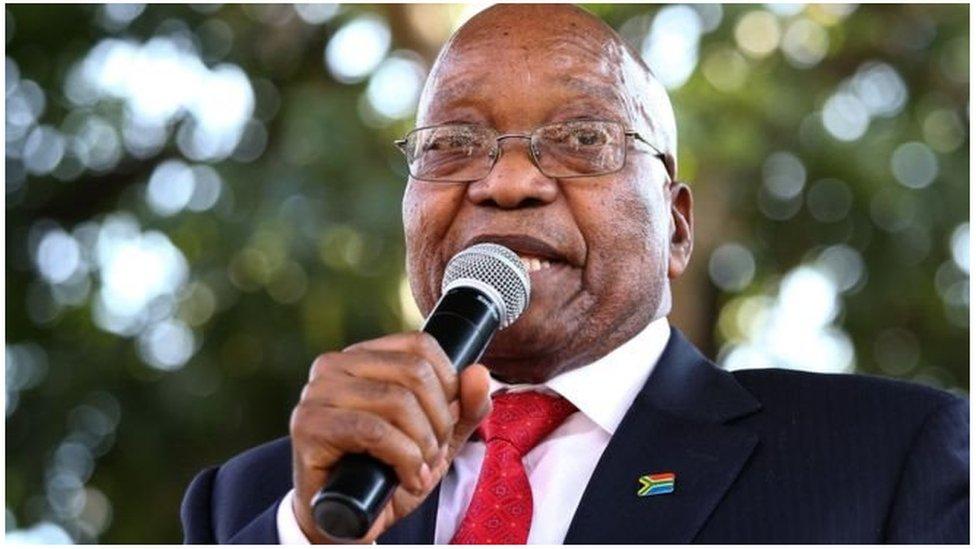 Jacob Zuma au centre d'une nouvelle enquête