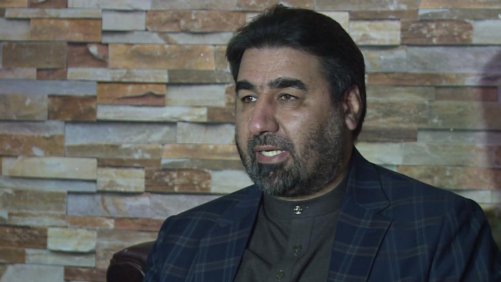 احمدزی: برکناری من از ریاست کمیسیون انتخابات افغانستان غیرقانونی است