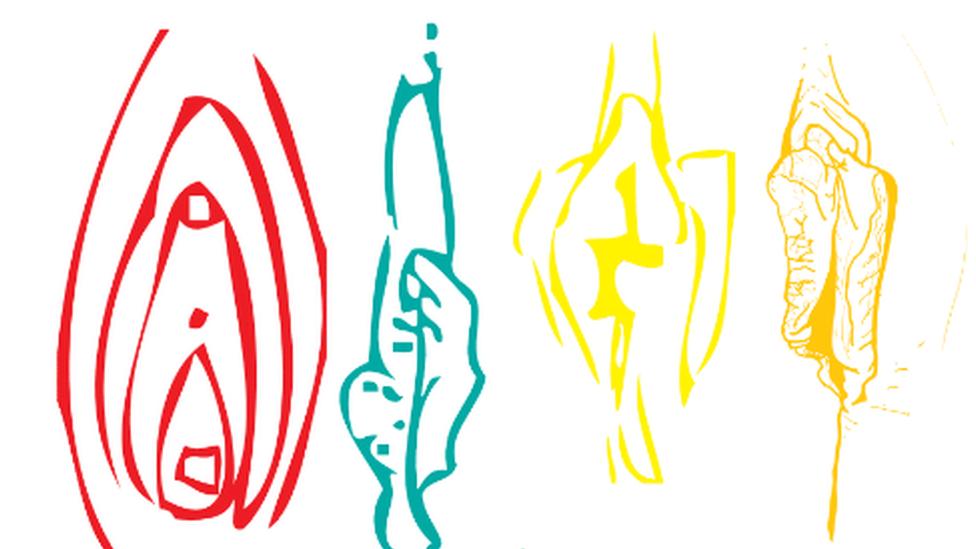 Dibujos de vulvas