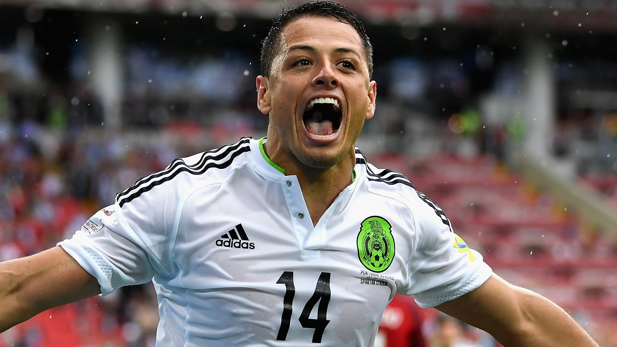 Hernandez to play in third World Cup after making Mexico's final squad