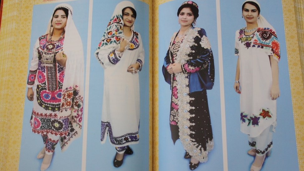 Tajikistan ministry's book tells women how to dress