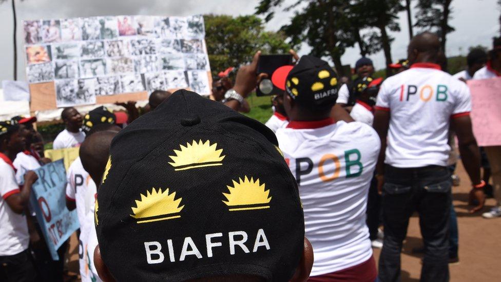 Nigeria : interpellation de 150 militants présumés du Biafra