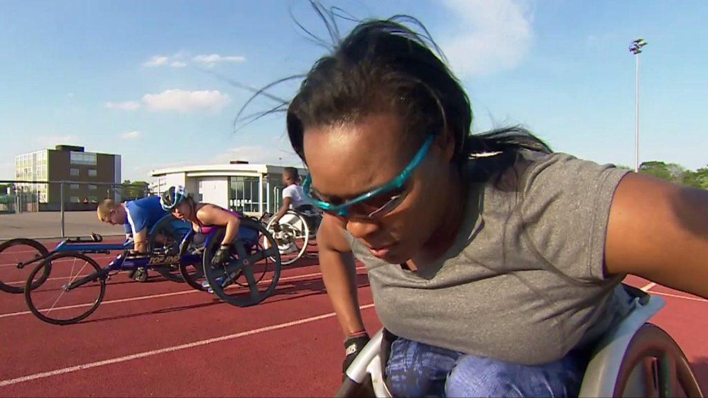 Anne Wafula-Strike: Paralympian wins train toilet payout