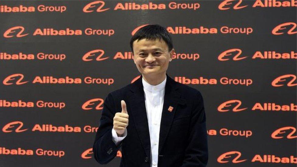 Jack Ma fundó Alibaba en 1999.