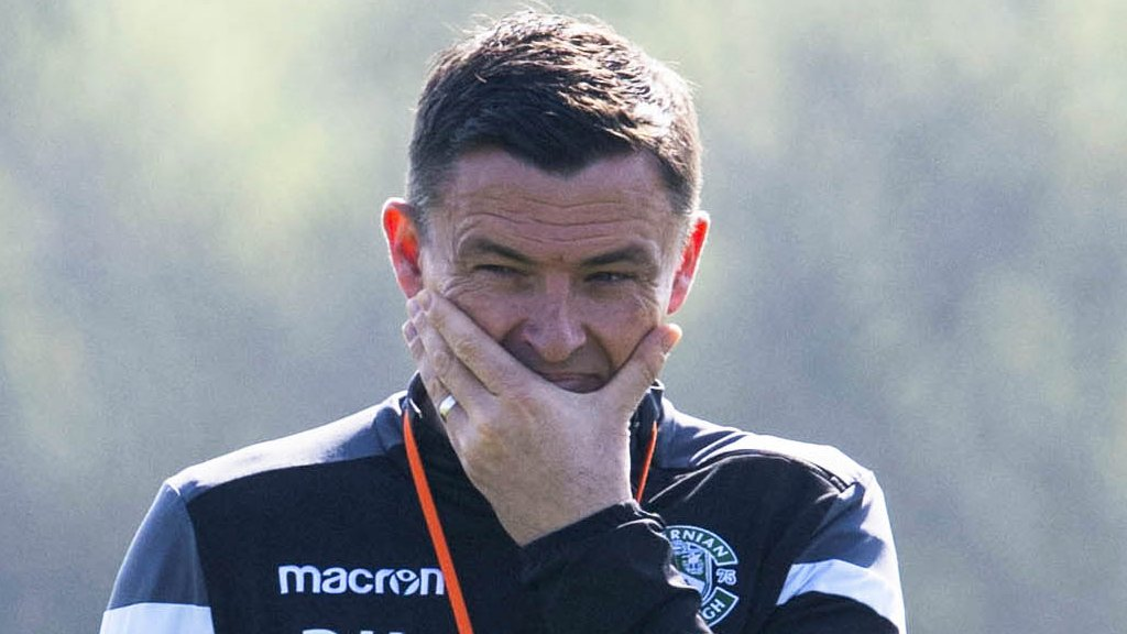 Hibs: European chase can help attract new faces, says Paul Heckingbottom