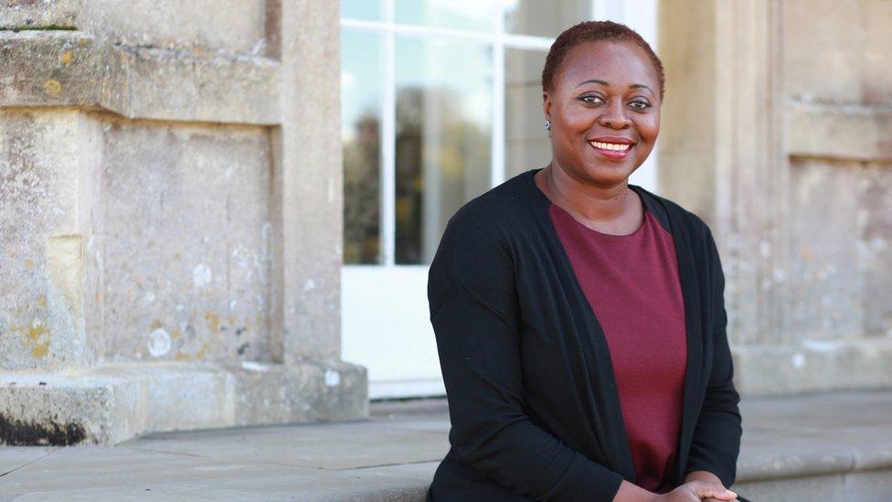 Meet the UK's only black female history professor