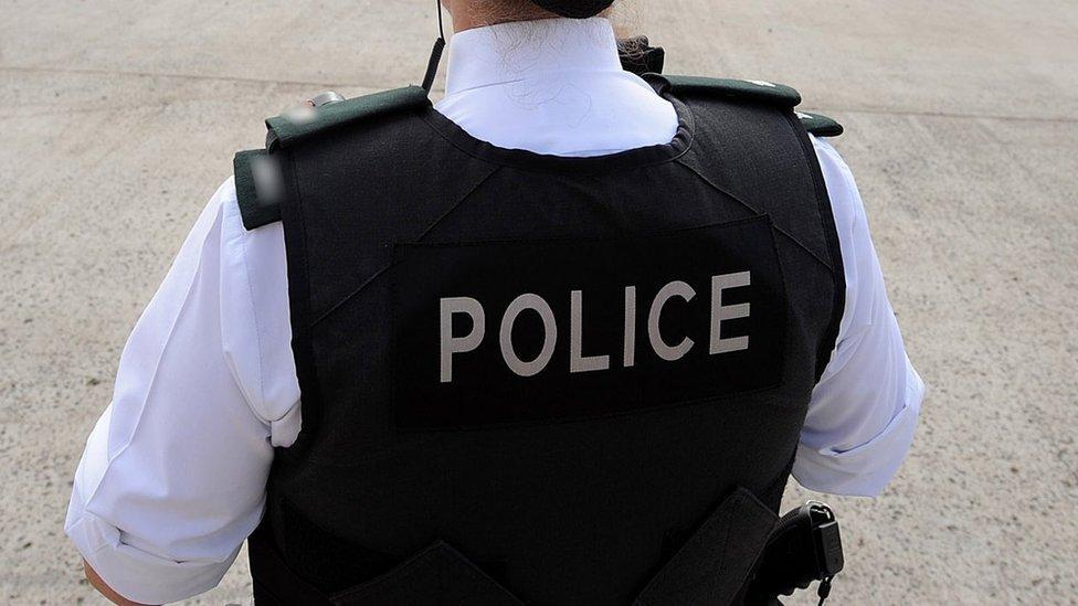 'Guns and ammunition' seized at west Belfast house