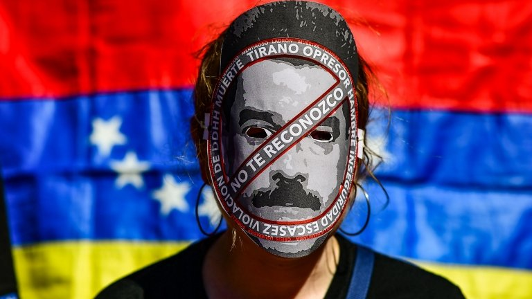 Venezuela opposition set for mass protest against Maduro