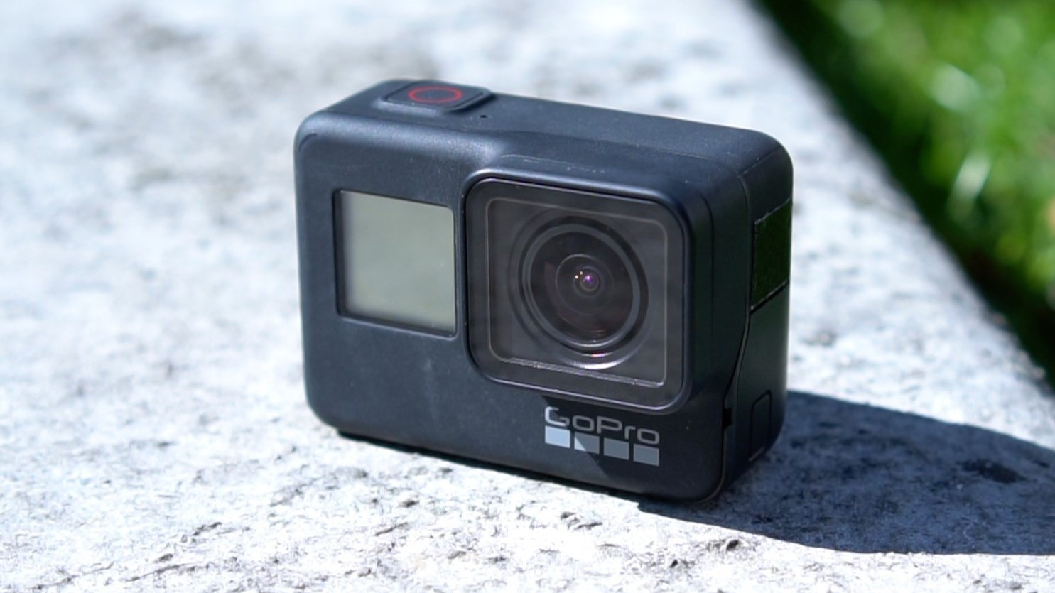 GoPro Hero 7 camera films smooth videos without gimbal