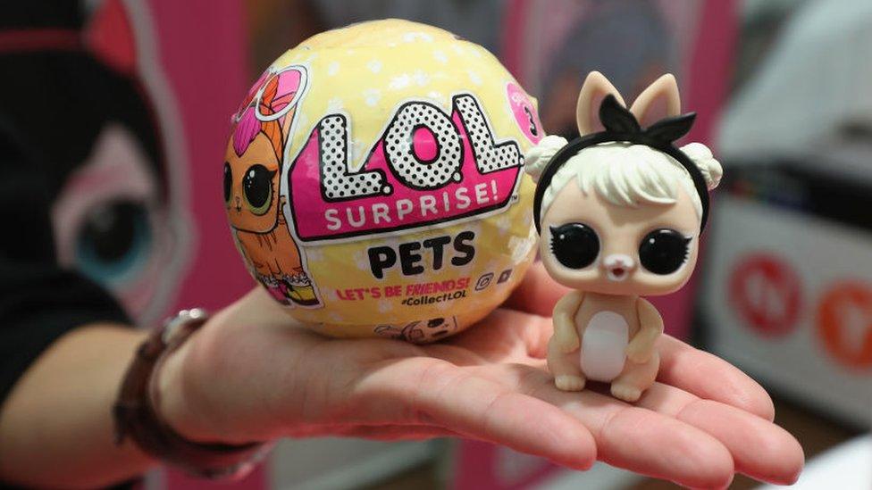 NEW Juguetes Lol Para Niños Muñecas Coleccion De Niñas Bebé Sorpresa Accesorios