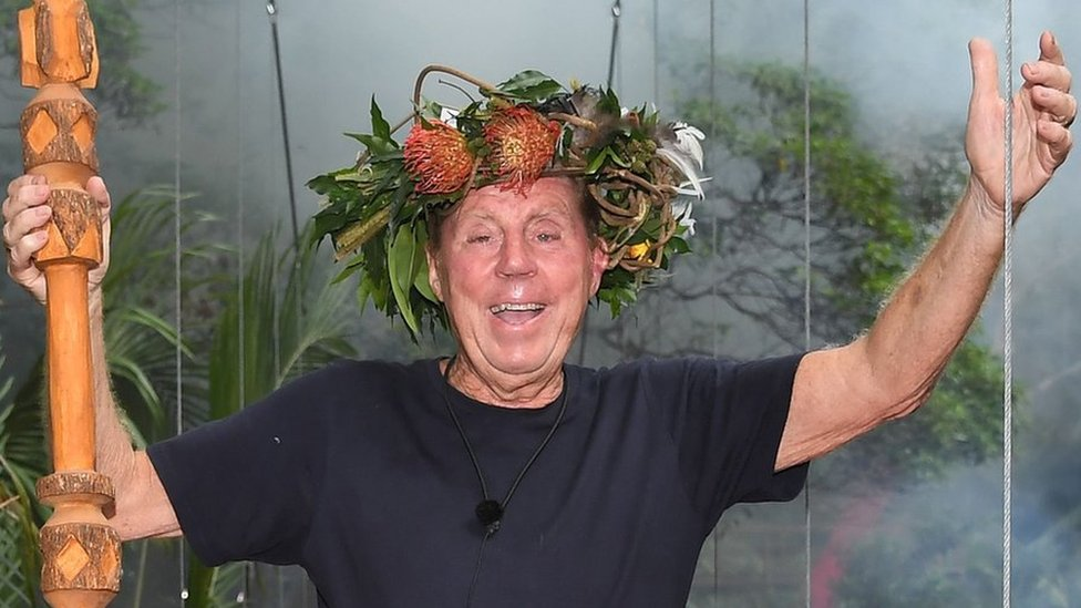 'King' Harry Redknapp helps make I'm A Celebrity 2018 a ratings hit