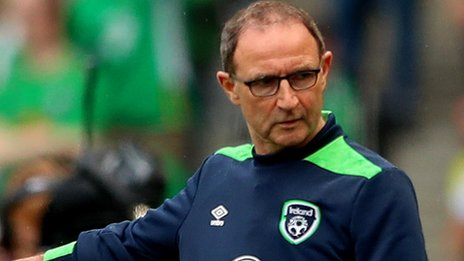 Fifa probes Martin O'Neill and James McClean over referee comments