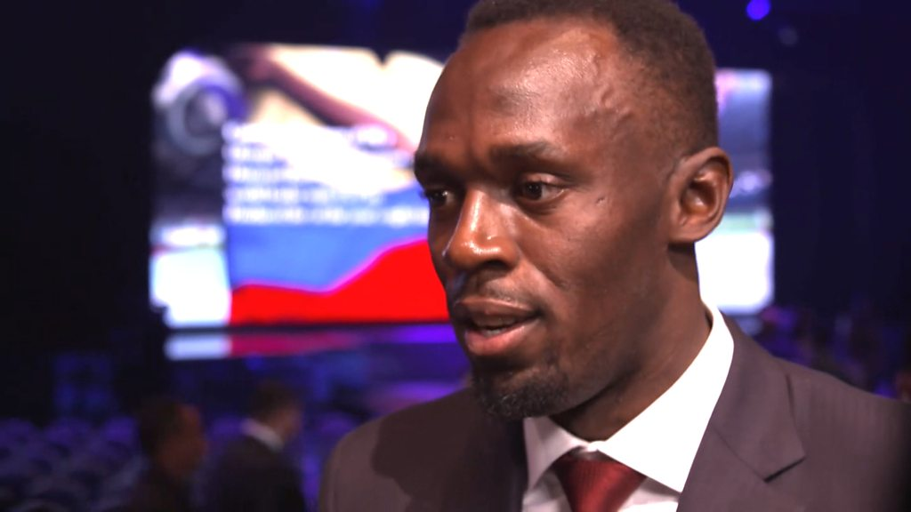 Usain Bolt not 'slick' enough for James Bond role
