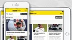 My Sport: Personalise the BBC Sport app