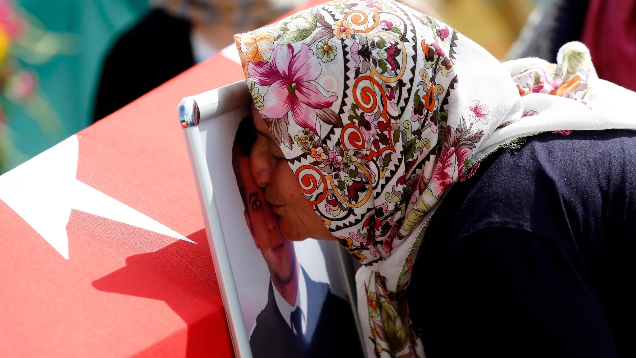 Istanbul Ataturk airport attack: Deaths rise to 42 as Turkey mourns