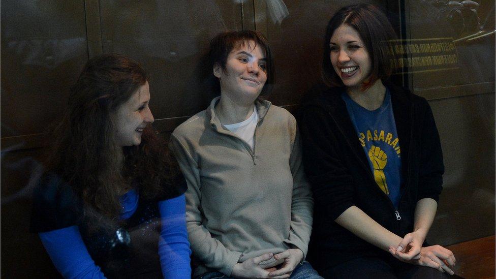 ECHR condemns Pussy Riot and Anna Politkovskaya cases