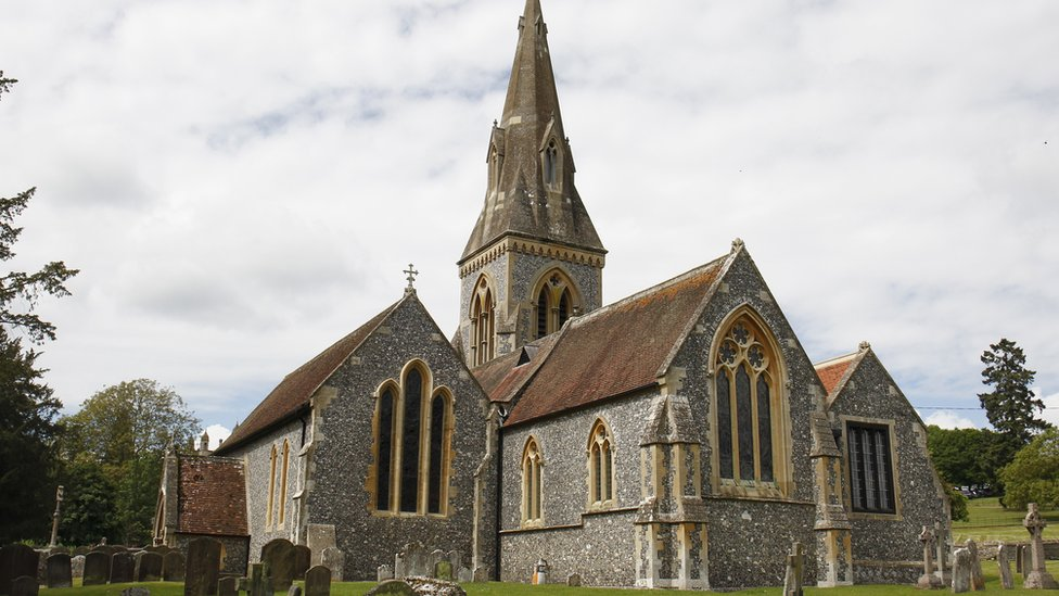Churches no longer have to hold Sunday services