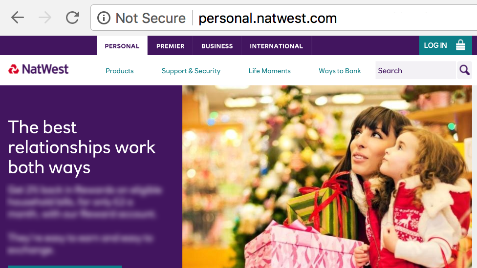 NatWest bank spat prompts web security changes