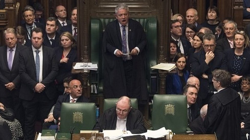 Brexit deadlock: The Commons in numbers