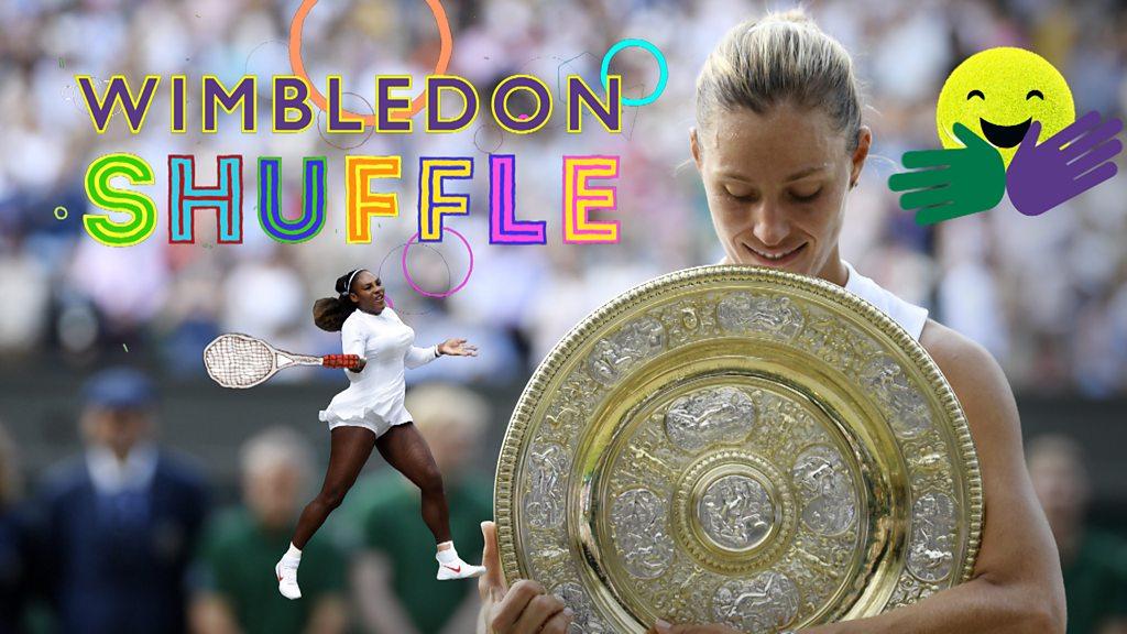Wimbledon 2018: Sweaty Nadal, brilliant Kerber, butterflies & day 12 funnies