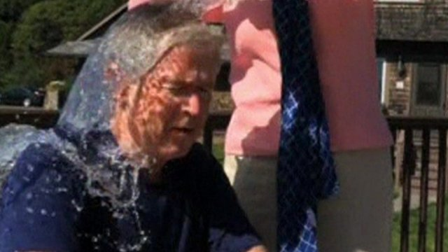 Ice Bucket Challenge funds ALS breakthrough