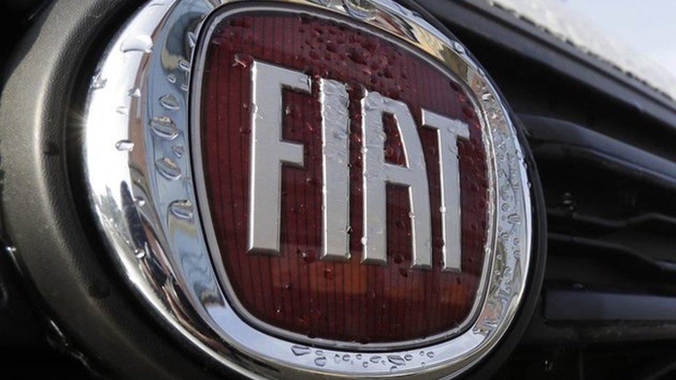 Fiat Chrysler diesel emissions investigated in France