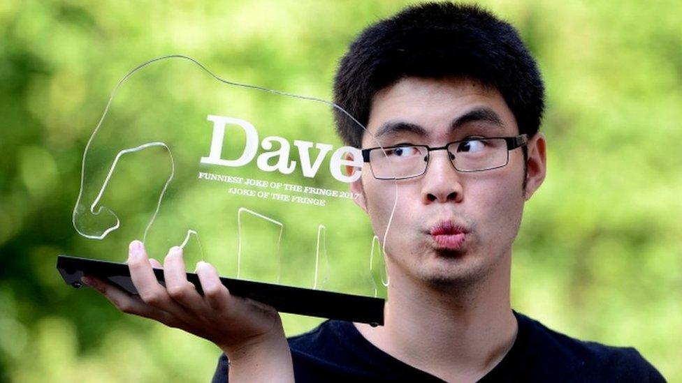 Pound coin gag scoops best Edinburgh Fringe joke award