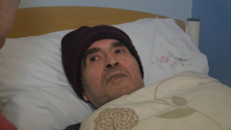 Two-year bed patient 'doesn't feel guilty'