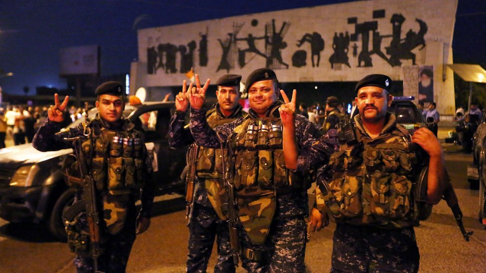 قالت التايمز إن هزيمة تنظيم الدولة الإسلامية في الموصل يبدد مزاعمها بأنها دولة الخلافة، إلا أن ذلك لن ينهي الإرهاب.