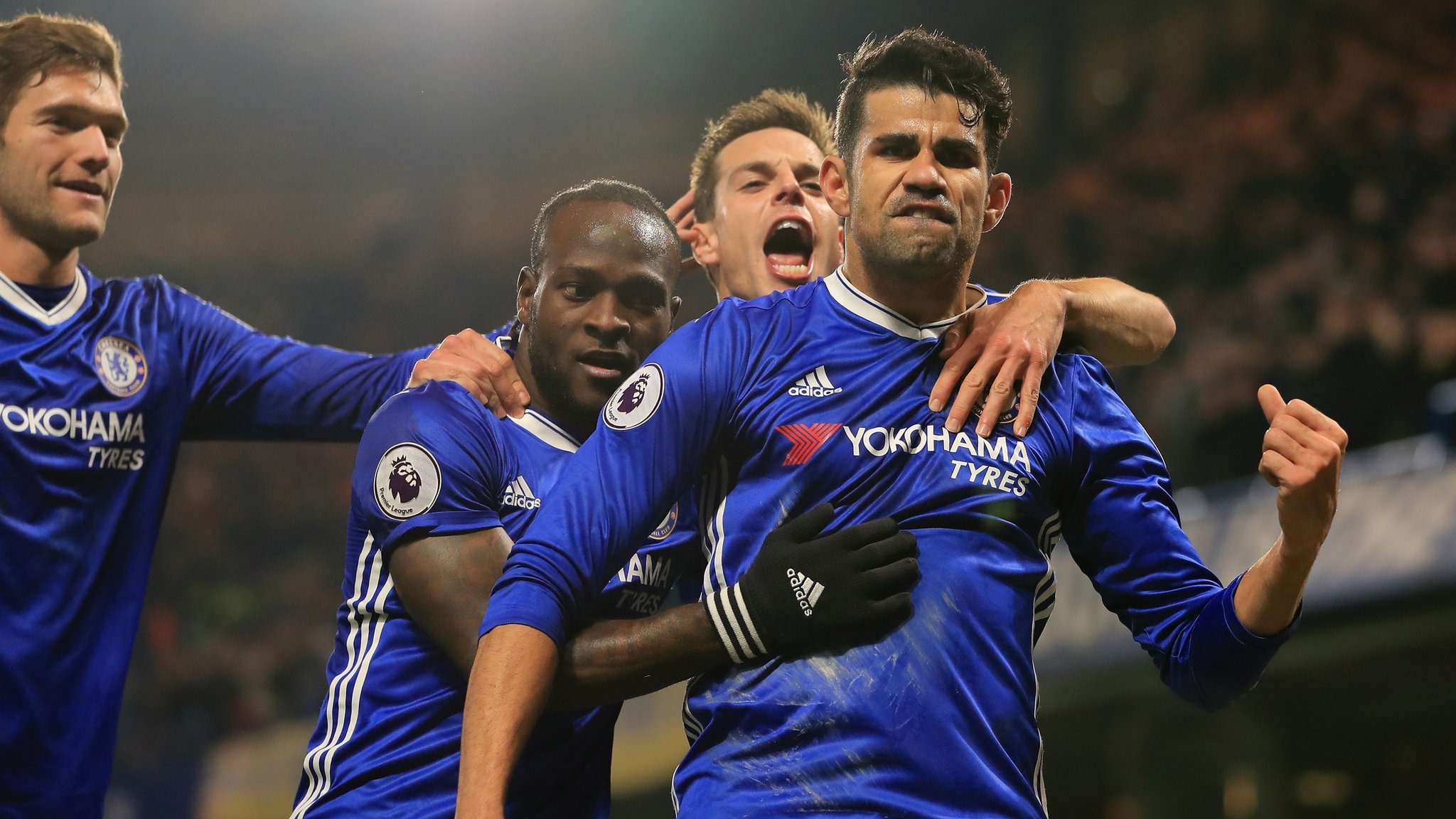 Costa speculation is finished - Chelsea boss Conte