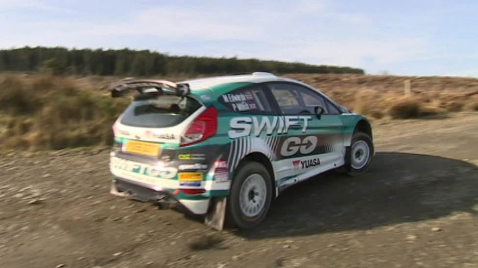 20,000 set for Cambrian and British Rally Championship opener