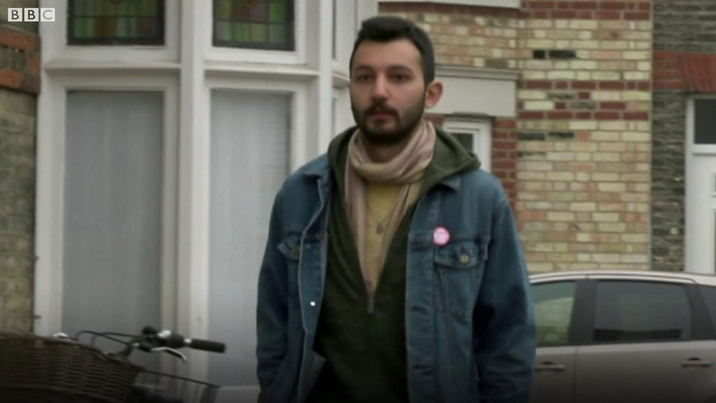 Syrian refugee: 'Finding a UK family is a great thing'