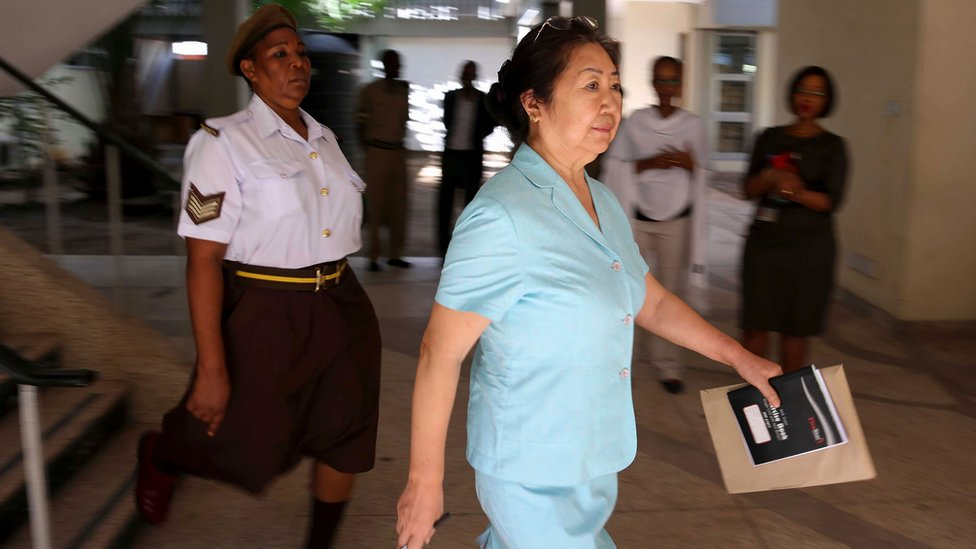 Chinese 'Ivory Queen' Yang Fenglan jailed in Tanzania