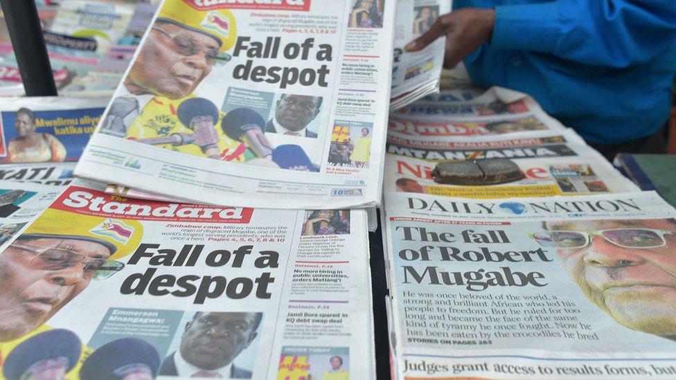 حالة من الترقب في زيمبابوي لمعرفة مستقبل موغابي