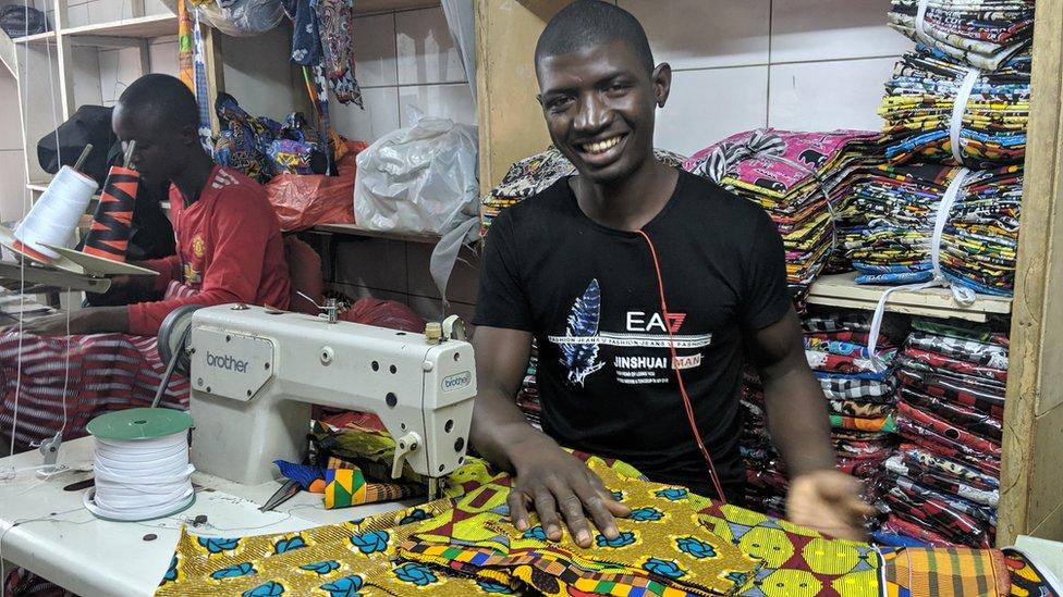 Sénégal : au coeur de la fabrique artisanal de Sandaga, à Dakar