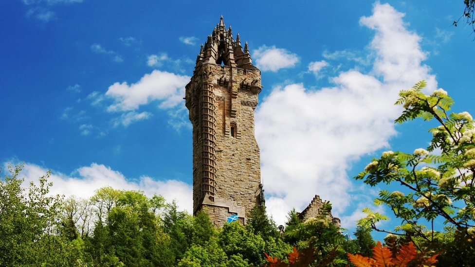 National Wallace Monument opens after refurbishment