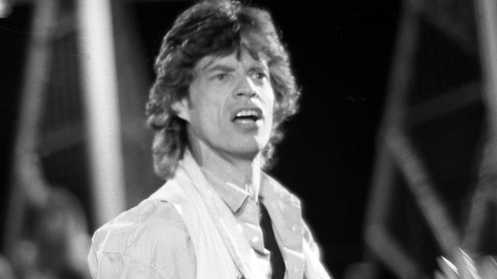 BBC News - Mick Jagger's autobiography he couldn't recall writing