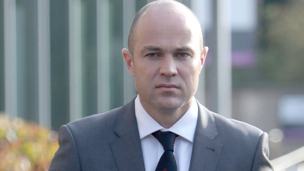 Emile Cilliers trial: Army sergeant was 'skilled parachute packer'