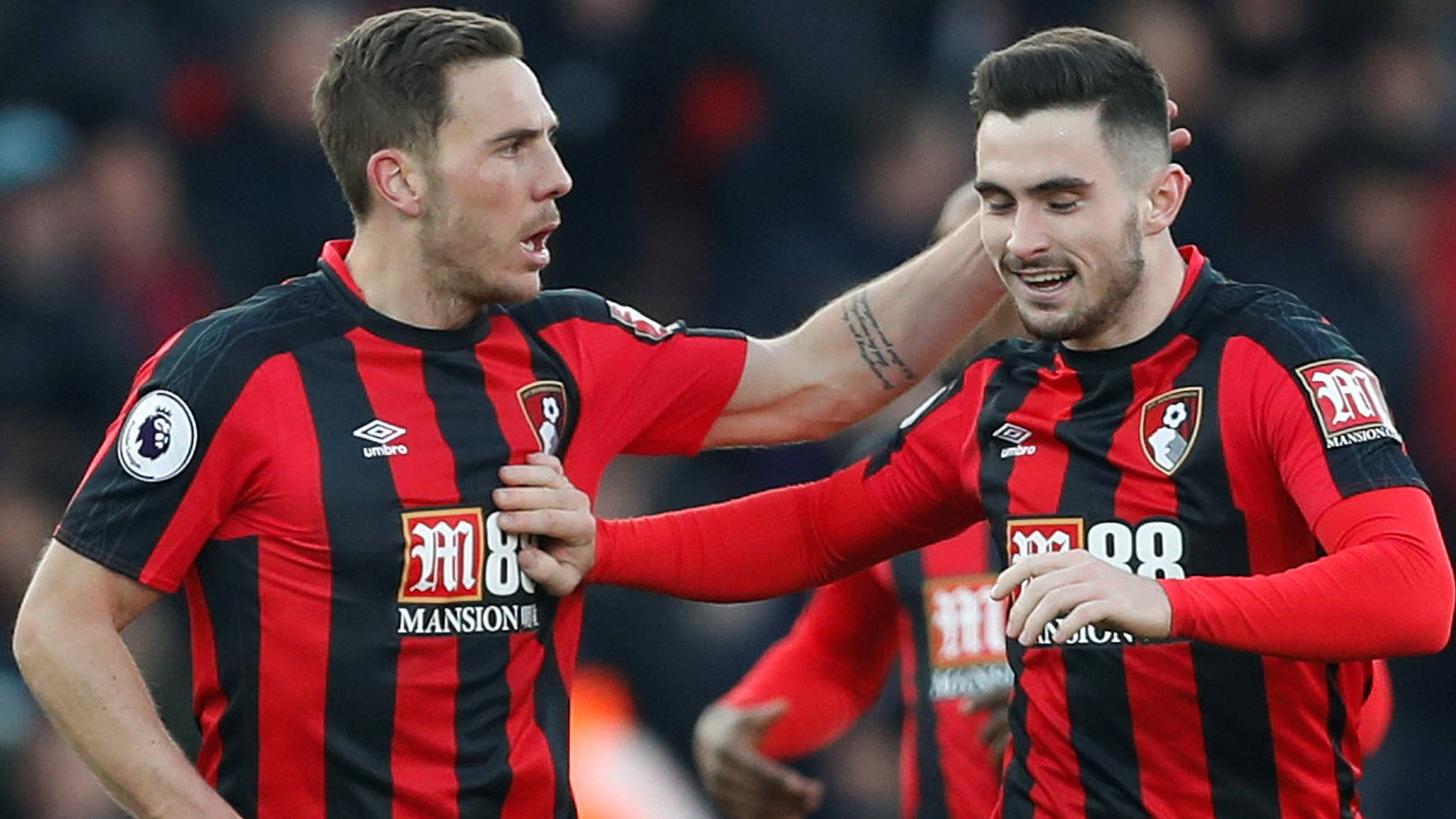 Late Bournemouth goals frustrate Newcastle