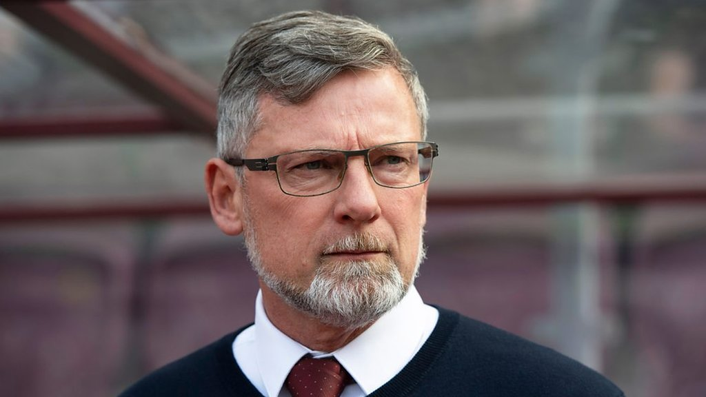'There's still plenty for Hearts to play for' - Craig Levein
