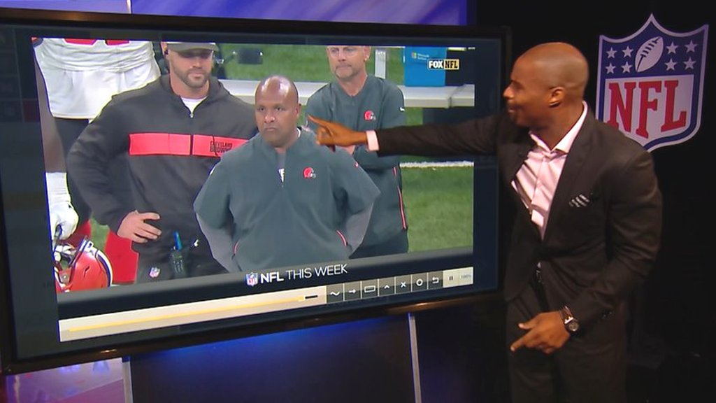 Hue Jackson: This is a man who has lost all hope - The Cleveland Browns get panned