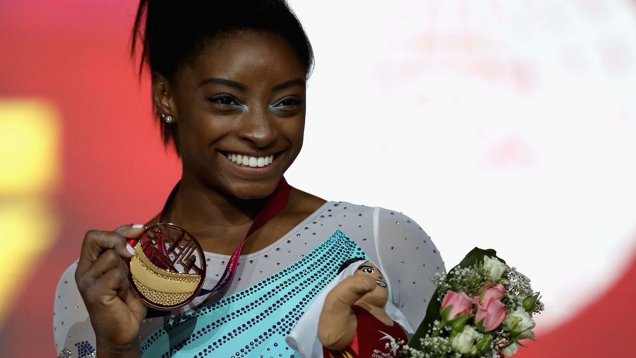Biles expects 2020 to be her last Olympics
