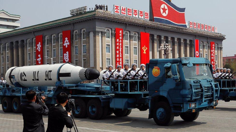 Corea del Norte parece convencida de que para protegerse de un posible ataque estadounidense necesita armas nucleares.