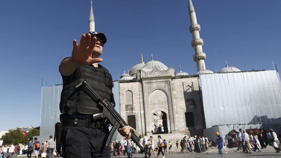 Selin Girit: Turks resume lives under state of emergency